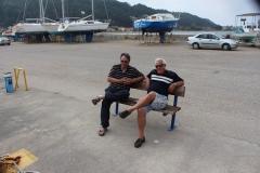Katakolon bis Korfu